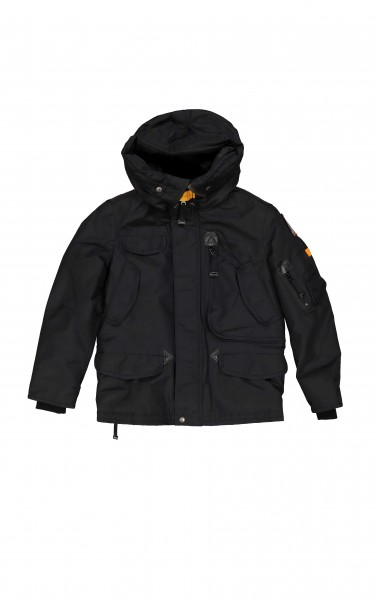 Right Hand Base Jacket Boy Black