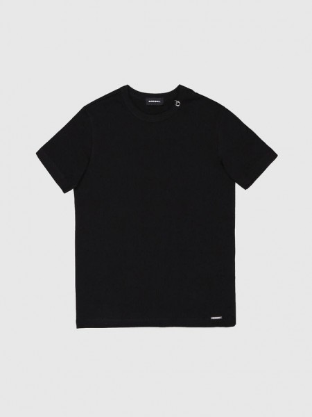 Tocle Piercing T-Shirt black