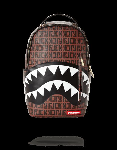 Offended Shark Backpack