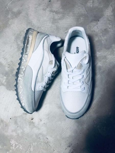 3Dome All White Damen Sneaker