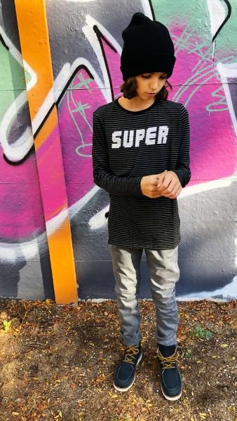 T-Shirt Boy Super