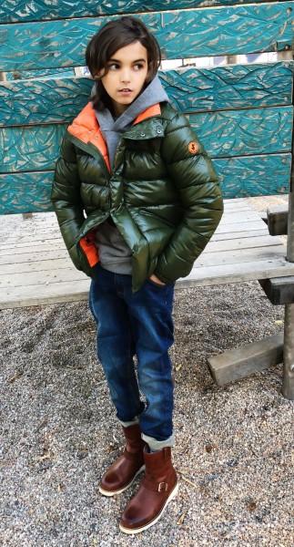 Lucky 7 Jacket Green Disney