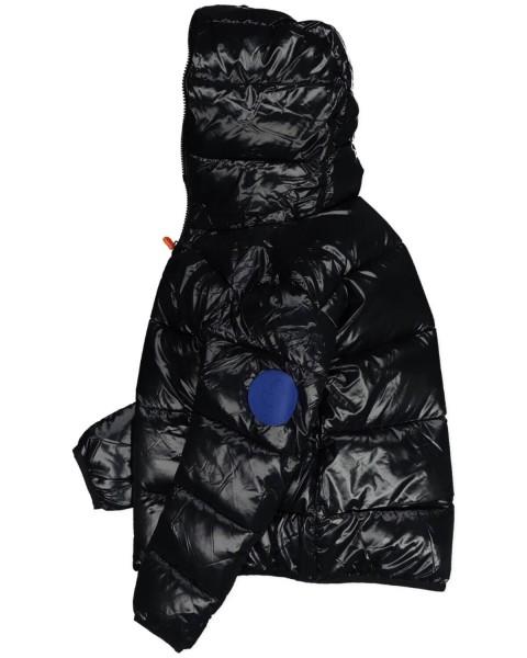 Luck9 Hooded Jacket black