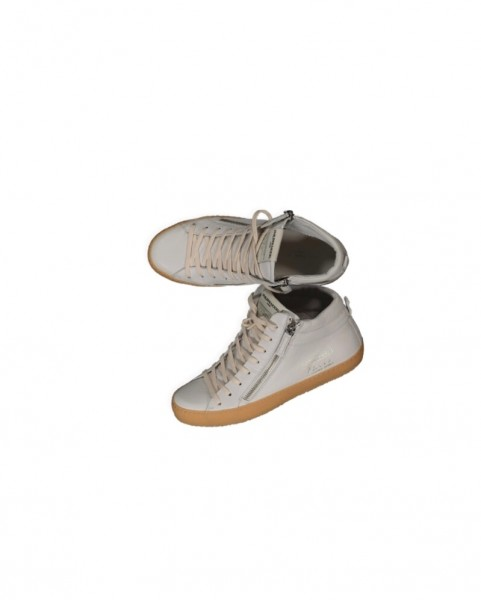 Paris Vintage Zip West Blanc