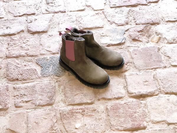 Elastico Boots Rosa