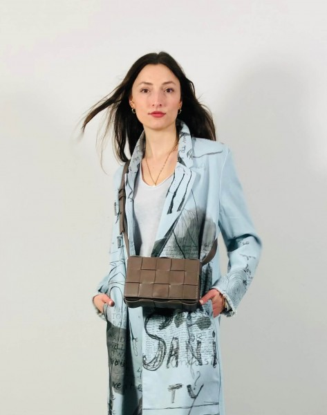 Tana Bag Soft Lamp Leather khaki