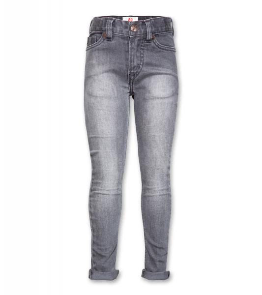 Max grey 5-p skinny pants