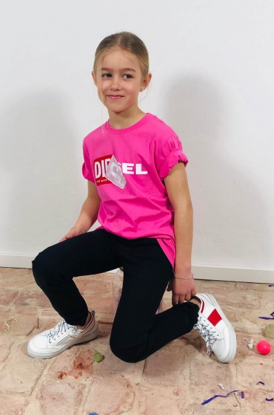 Tdiego T-Shirt Pink