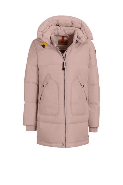 Long Bear Base Jacket Girl Powder Pink