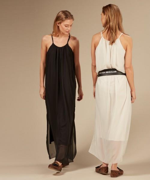 Straps Dress Layers light black