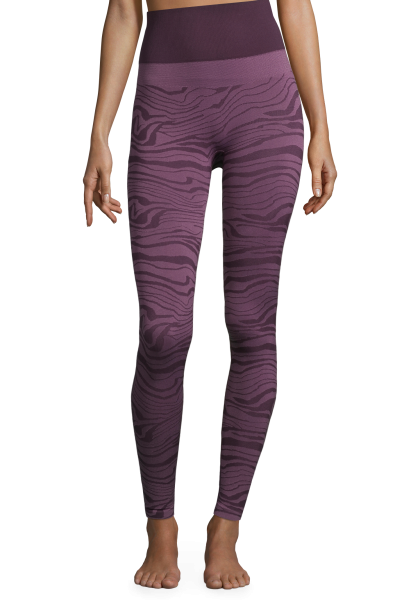 Seamless Melted Tights Melted Purple