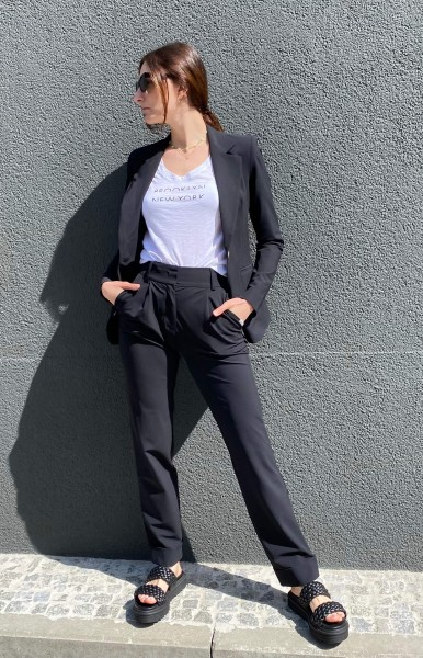 Trouser classic Limited black