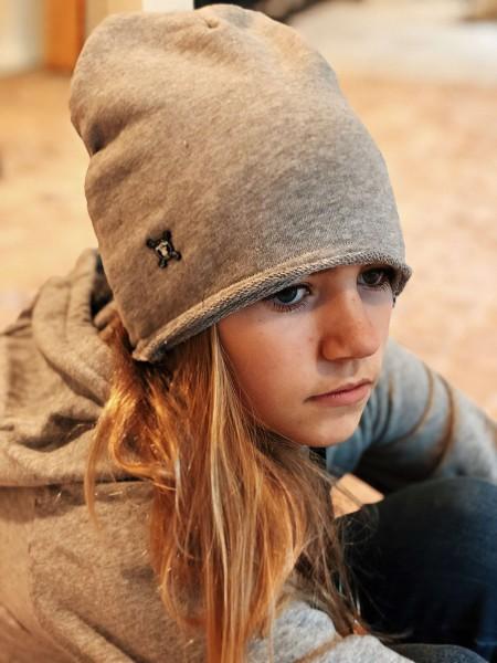 Beanie Hat Heather Grey