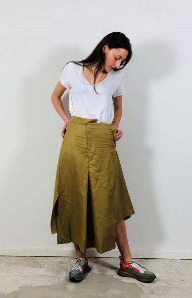 Criss Cross Skirt dune