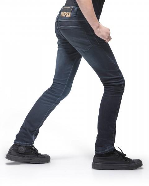 6-Pocket Super Slim Fit Stone Dark
