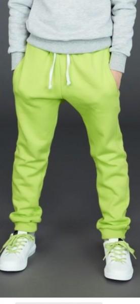 Pantalone Boy Verde Acido
