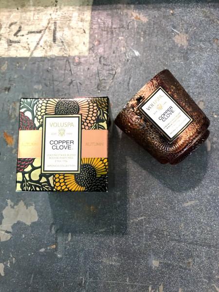 Boxed Mini Candle Copper Clove 2,5 oz/72g