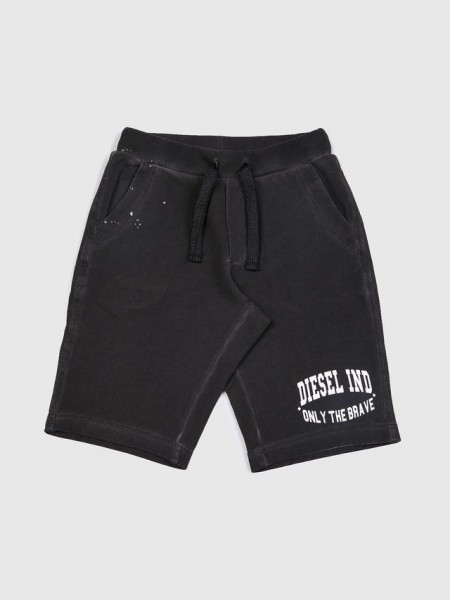 Pillor Sweatpant black