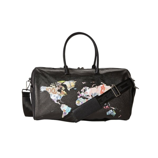 Africurrency Duffle Bag