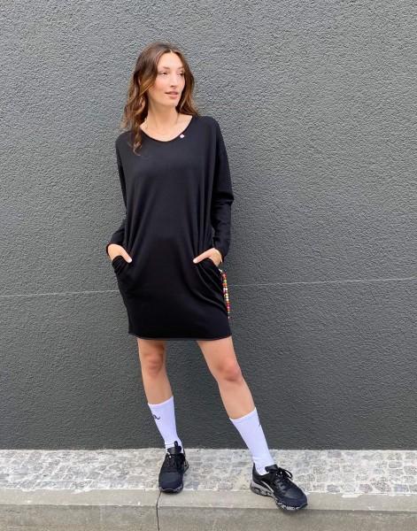 Belinda Dress L black