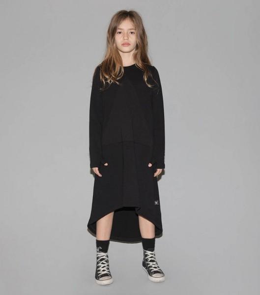 Pyramid Dress Black