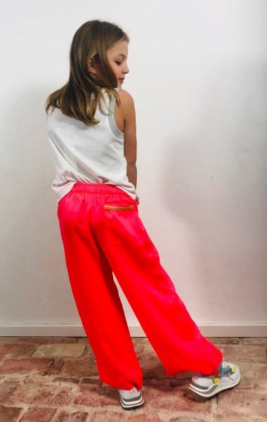 Mona Fluo Pants fluo pink