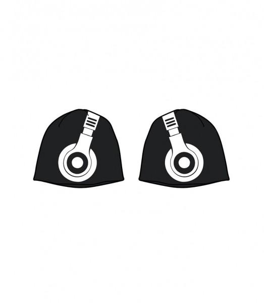 DJ CAP - black