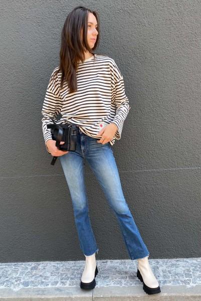Moe Stripes black stripes