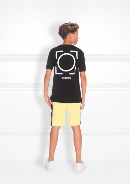 Micha T-Shirt Black