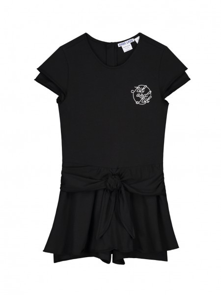 Fala Jumpsuit Black