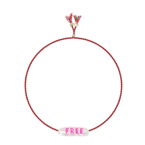 Charm Bracelet FREE Süßwasserperle