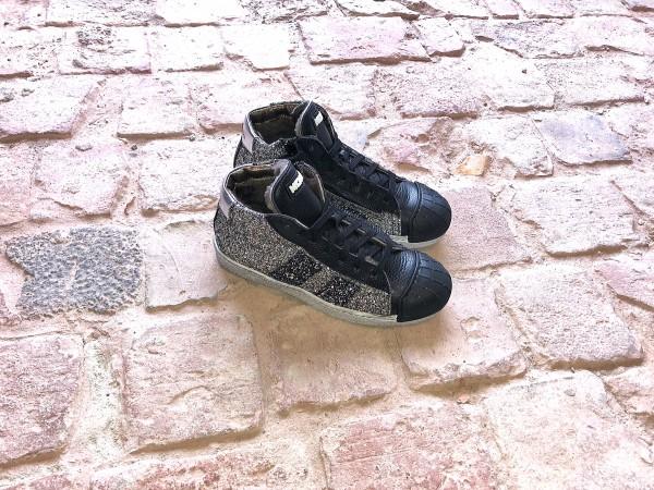 Sneaker Shock Nero Funny