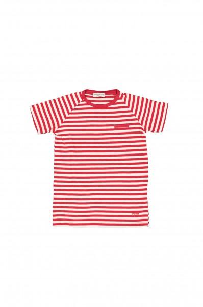 T-Shirt Boy Rosso