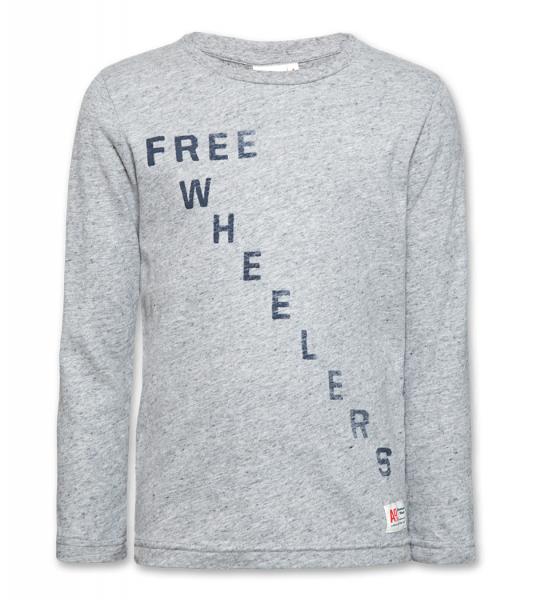 T-Shirt C-Neck free mid oxford