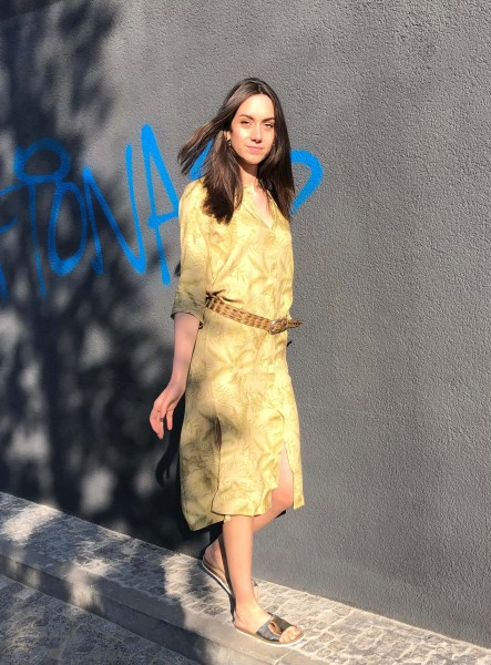 Dress Palmprint