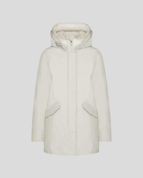 Girls Arctic Parka NF white