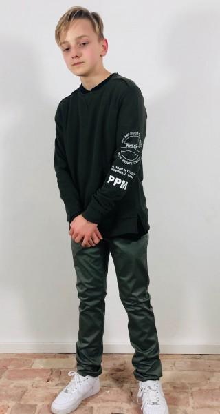 Chino Boy Militare