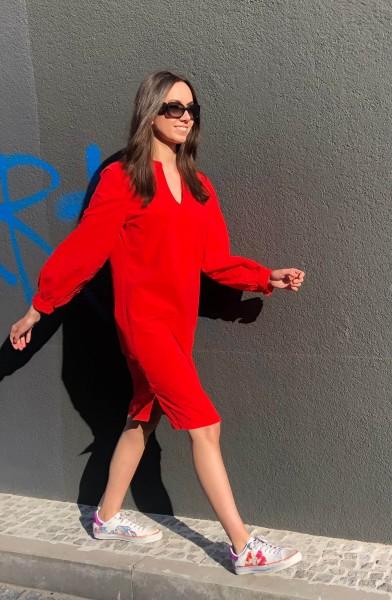 Dress Love red