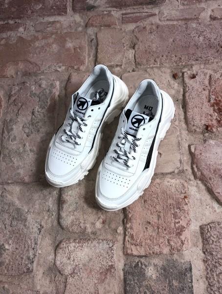 Emma Sneakers Bianco/Nero