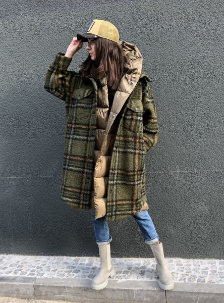 Melbourne Woolcoat Army