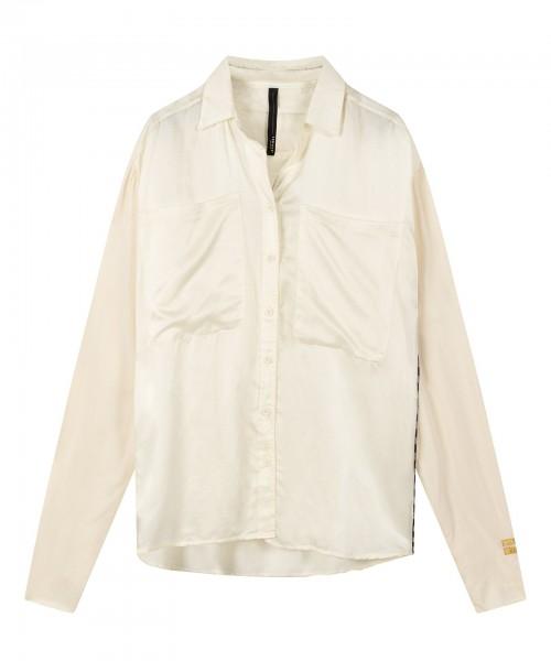 Shirt Silk Winter white