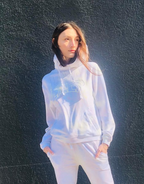 Hoodie Irmin Pastel Multicolor