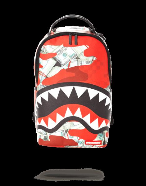 Panik Attak Shark Backpack