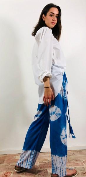 Pants Batik Blue