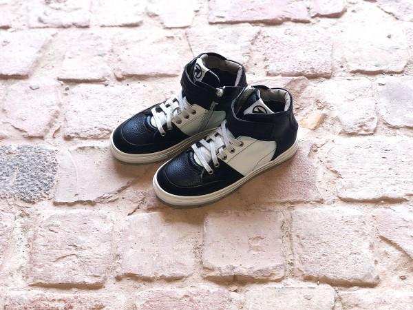 Sneaker Shock Nero/Bianco