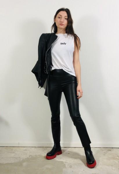 Lady Shirt optic white
