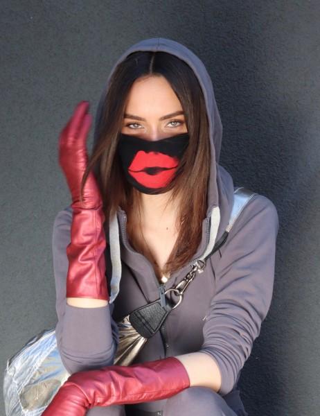 Vira X Spray Kiss Mask