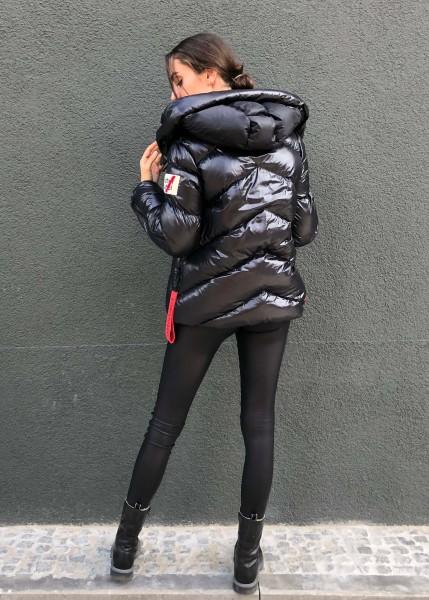 Piumino Woman Jacket black