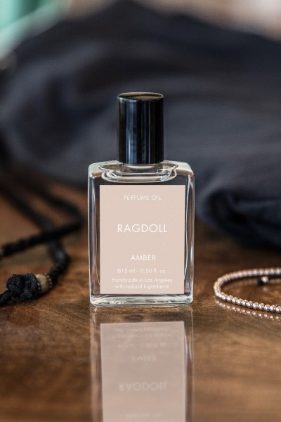 Perfume Oil Amber